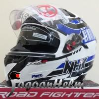 harga NHK Helm RX9 Moeex Moffler (FLUO) Tokopedia.com