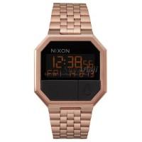 Nixon A15889700 Re-Run Rose Gold