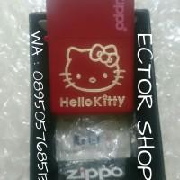 KOREK API ZIPPO GRAFIR HELLO KITTY