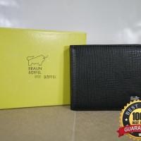 dompet kulit pria Braun Buffel DK2119 black