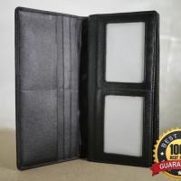 dompet kulit pria panjang Braun Buffel DP7113 black