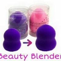 Jual Makeup Powder Sponge Puff the Original Beauty Blender dapat Mengembang Murah