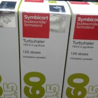 symbicort 120 doses