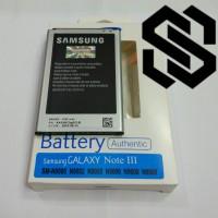 Batre Baterai Battery Samsung Galaxy Note 3 Original
