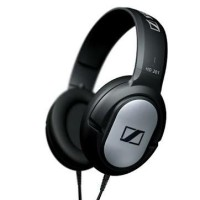 New ! SENNHEISER HD 201 Headphone - Hitam