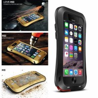 Jual Iphone 5/5s Lovemei Lunatik Powerful Shockproof,Dustproof,GorillaGlass Murah