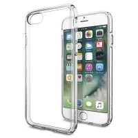 Spigen Iphone 7 Ultra Hybrid - Crystal Clear 042CS20443