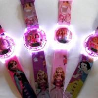 Jam Tangan Anak / Mainan Musik ,Laser bisa keluar Gambar Karakter