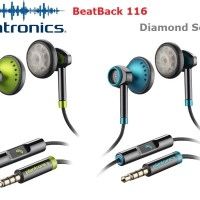 Jual Earphone Plantronics BackBeat 116 Stereo Headset Excellent Value Murah