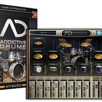 ADDICTIVE DRUM 1.5 (2 DVD)