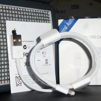 harga Kabel Data Lightning Iphone 5 5s 6 6s 6+ 6s+ Ipad 4 Air Mini Original Tokopedia.com