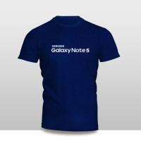 Kaos Baju Pakaian GADGET HANDPHONE Samsung Galaxy Note 5 FONT murah