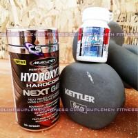 NEW EDITION & FORMULA!Muscletech: Hydroxycut Hardcore Next Gen 100cap