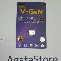 Micro SD V-Gen / Micro Sd Vigen / Memory Card 2Gb Vgen