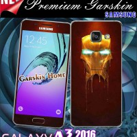 Premium Garskin samsung a3 2016 custom & macam tipe hp lainnya