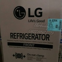 Kulkas 2 Pintu LG GN-B372RLNL, Inverter~Handle