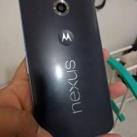 Motorola Nexus 6 32GB + Hardcase + TG