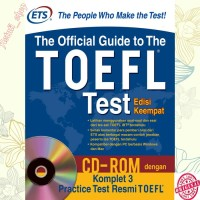 The Official Guide to the TOEFL Test Edisi Keempat