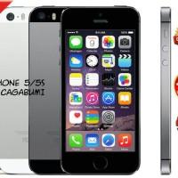 HP Apple iPhone 5 Internal 16 GB Jaringan 4G LTE