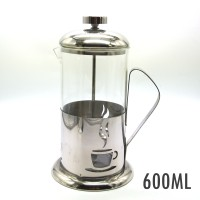 COFFE PLUNGER FRENCH PRESS 600ML