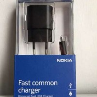Nokia Original AC 50 Universal Fast Charger Mirco USB for Samsung Sony