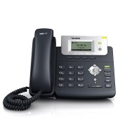 Yealink Telephone Sip T21p Telepon Ip Dual Line - Hitam