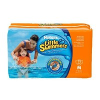 Huggies Little Swimmers Size M Swim Diaper Popok Renang