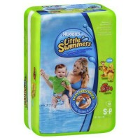 Huggies Little Swimmers Size S Swim Diaper Popok Renang