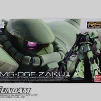 1/144 RG MS-06F Zaku II (Green)