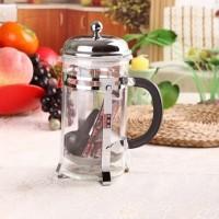 Jual French Press/Coffee Tea Plunger 350ml Jinmeilai Mantab Murah