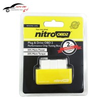 Nitro Obd2 Obdii Benzine Car Performance Chip Tuning Box Mobil Bensin
