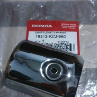 harga Cover Joint Exhaust Knalpot Honda Tiger Revo Ori Ahm Tokopedia.com