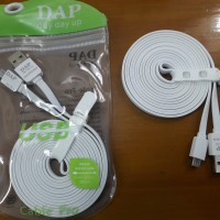 Kabel Data Charger Micro usb | Ori DAP 200cm | HIGH QUALITY
