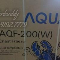 AQUA Chest Freezer AQF-200 (W)