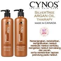 Argan Oil Shampoo Cynos