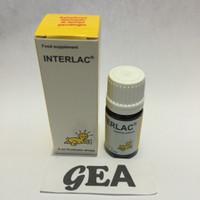 Interlac oral drop 5 ml probiotic drop for baby