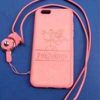 harga Pink Panther Case iPhone 6/6s n 6+/6s+ Tokopedia.com