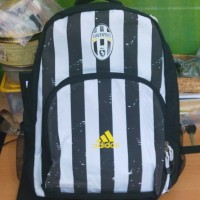 Tas Ransel Juventus Official merchandise with adidas logo