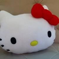 Jual Bantal Boneka Handmade Karakter Hello Kitty Murah