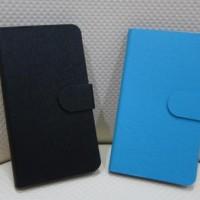 Polytron W9500 Prime 5 Flip Case Leather Sarung Case Cover Casing