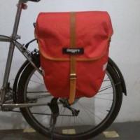 harga Dbaggers Pannier Bag Merah | Tas Sepeda Tokopedia.com
