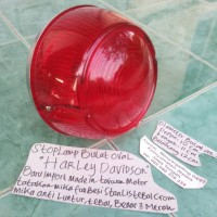 Stoplamp Bulat Oval Harley Davidson