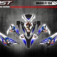 harga Stiker Motor Full Body Vario 150 - 021 Tokopedia.com