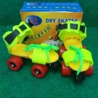 Sepatu Roda 4 Anak / Dry Skate Anak / Sepatu Roda Murah