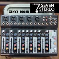 Behringer Mixer Xenyx 1002b Garansi Resmi Bisa Pakai Baterai