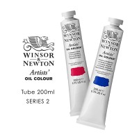 Winsor & Newton Artist' Oil Colour Tube 200ml Series 2