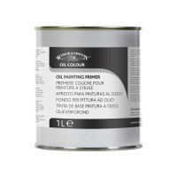 Winsor & Newton Oil Painting Primer 1-Litre