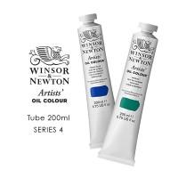 Winsor & Newton Artist' Oil Colour Tube 200ml Series 4