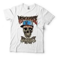 harga Baju Kaos Band Avenged Sevenfold Vengeance University White Tag Gildan Tokopedia.com