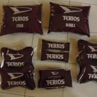harga Bantal mobil Daihatsu Terios/ Bantal Terios/ Pillow Terios/ Terios Tokopedia.com